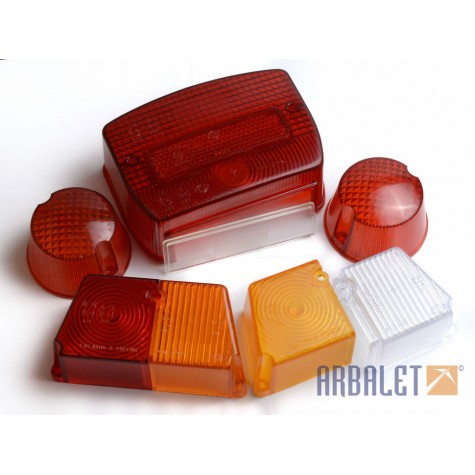 Set of lenses (ФП219-3716000-В, ПФ232-3726000-B, 163.3726204)