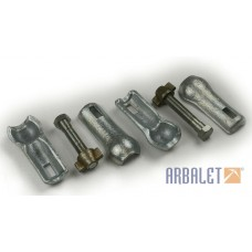 Jaw, Screw, Nut (65020213, 65020214, 65020215)