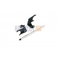 Fork gear (pair) JAWA (shaft) (N-2461)