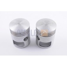 Piston JAWA 6V 6p (pair) (Poland) (P-1114)