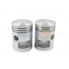 Piston JAWA 6V 6p (pair) (Poland) VCH (P-3944)