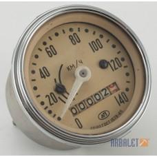 Speedometer, black (72174-a)