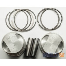 Cylinders, pistons, pins, rings K-750 (NEW)