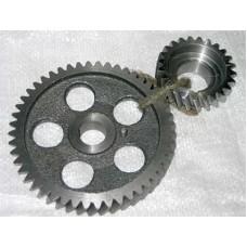 Gear assembly (K-750)