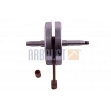 Crankshaft MINSK 6V (separator) (K-3141)