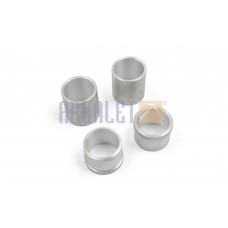 Front fork sleeves (4 pieces) MINSK (aluminum) (P-2451)