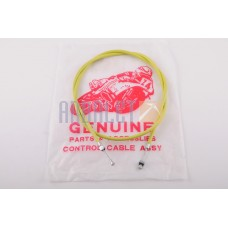 Clutch cable MINSK (yellow) (S-1302)