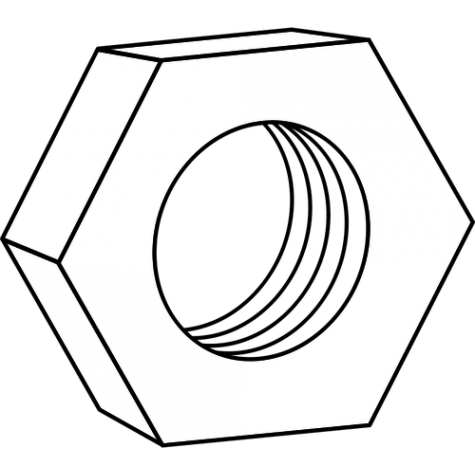 Nut M6 (250508)