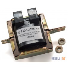 Ignition coil 12V for contactless ignition, new (1135.3705)