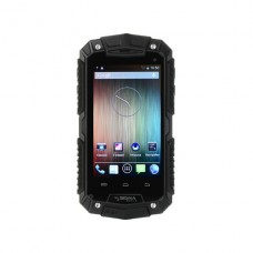 Sigma mobile X-treme PQ15 black IP67 waterproof, shock/dust resistant (black)