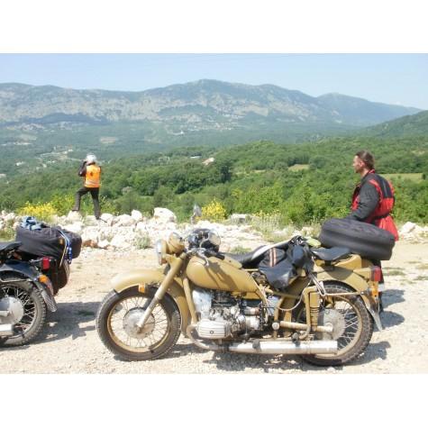 Dnepr Runs Ukraine: Carpatian Sidecar Tour (June 1-15, 2018)