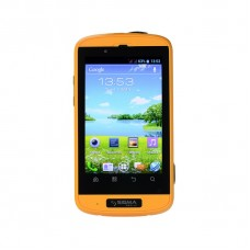 Sigma mobile X-treme PQ12 yellow-black IP67 waterproof, shock/dust resistant (green)