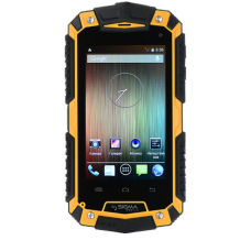 Sigma mobile X-treme PQ15 orange-black IP67 waterproof, shock/dust resistant (orange-black)